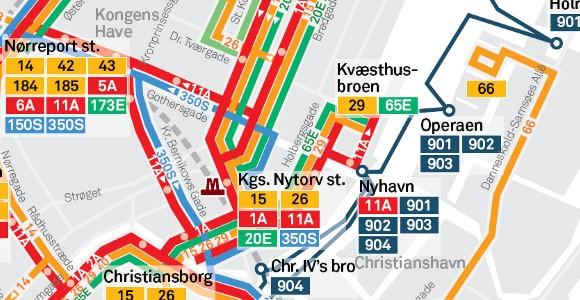 Bus Terminal Copenhagen Copenhagen Tourist Copenhagen Cruise