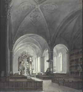 vor frelser kirke christianshavn