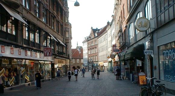 Strget The worlds longest Pedestrian Street Copenhagen